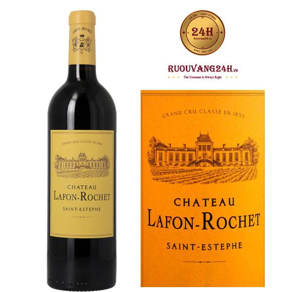 Rượu VangChateau Lafon- Rochet 4eme Grand Cru Classe