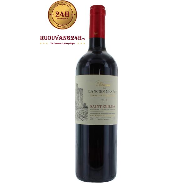 Rượu Vang Domaine De Lancien Manege