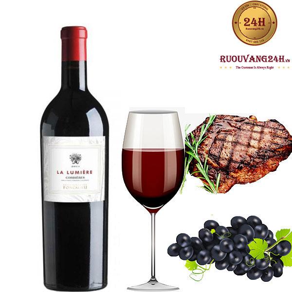 Rượu Vang La Lumiere