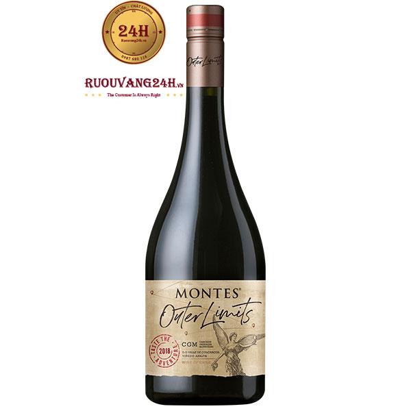Rượu Vang Montes Outer Limits CGM