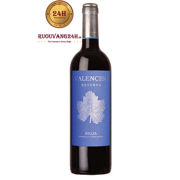 Rượu Vang Valenciso Reserva