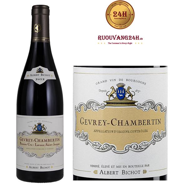 Rượu vangAlbert Bichot Gevrey Chambertin