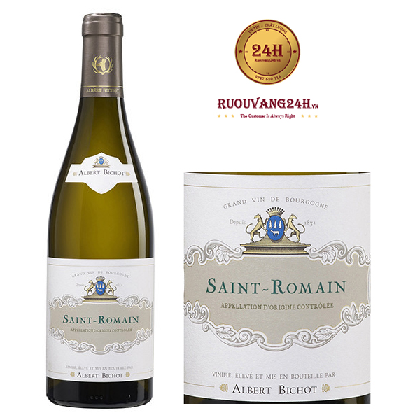 Rượu vang Albert Bichot Saint-Romain