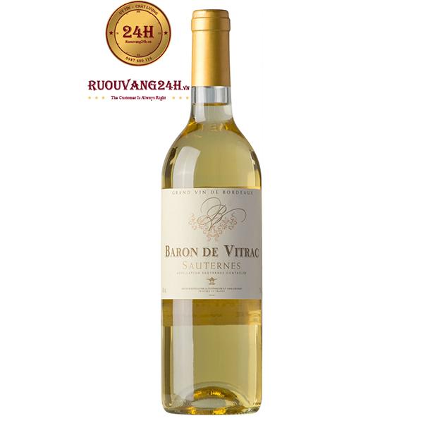 Rượu Vang Baron De Vitrac