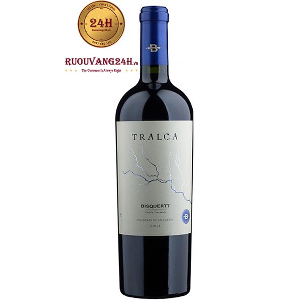 Rượu Vang Bisquertt Tralca