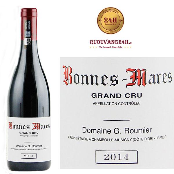 Rượu vang Bonnes- Mares Grand Cru