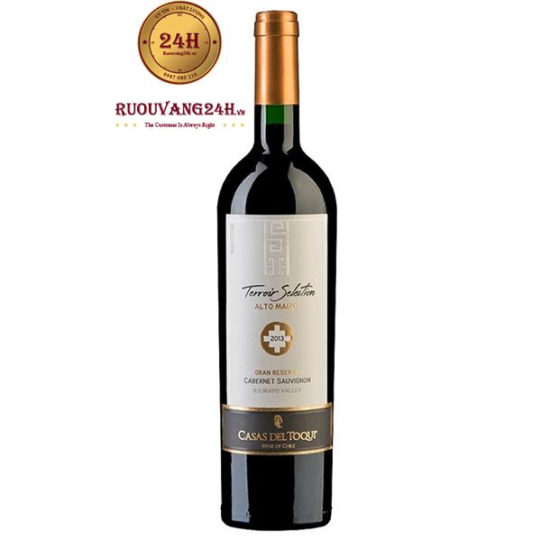 Rượu Vang Casas Del Toqui Gran Reserva Cabernet Sauvignon