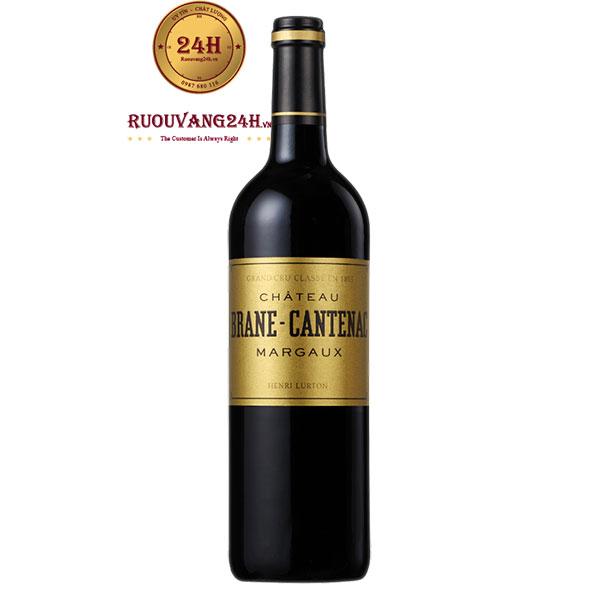 Rượu vang Chateau Brane Cantenac