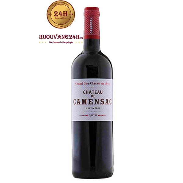 Rượu vang Chateau De Camensac Grand Cru Classe
