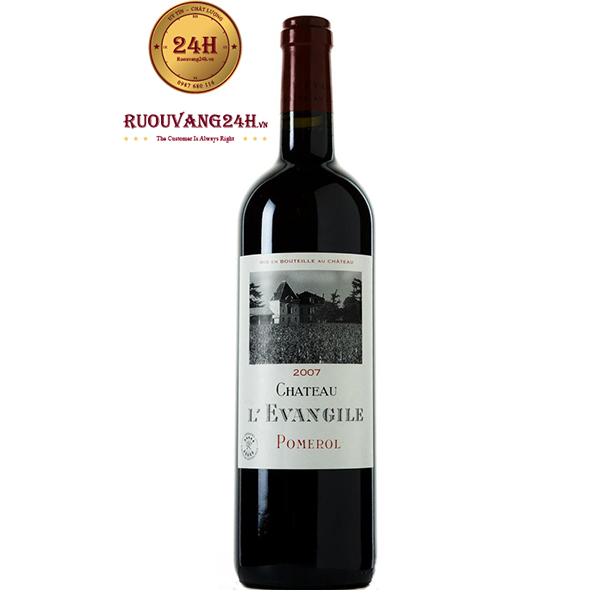 Rượu Vang Chateau L'Evangile