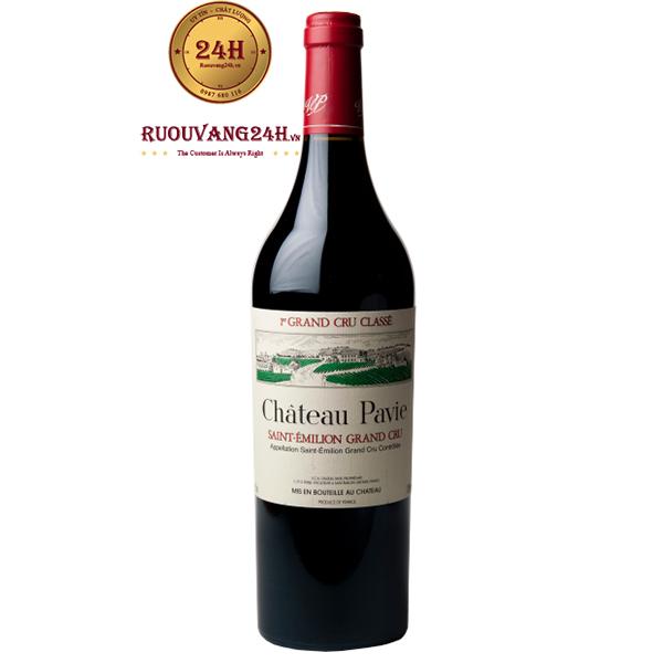 Rượu Vang Chateau Pavie Grand Cru