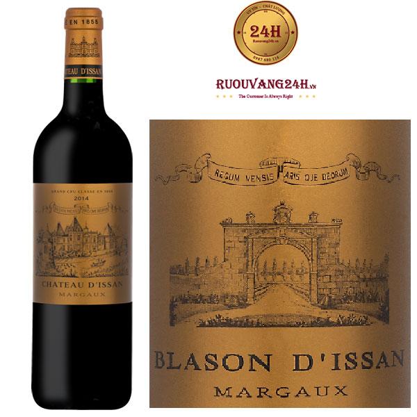 Rượu vang Chateau D'Issan Grand Cru Margaux