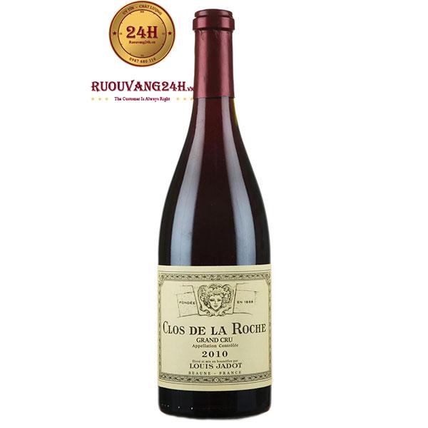 Rượu vang Clos de la Roche Grand Cru