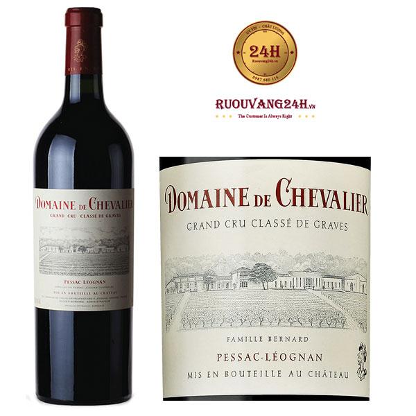 Rượu vang Domaine de Chevalier Graves Grand Cru Classe