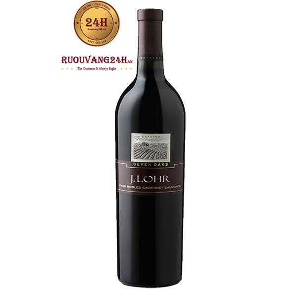 Rượu VangEstates Seven Oaks J.lohr Cabernet Sauvignon