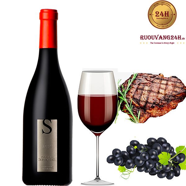 Rượu vang Familia Schroeder Icon Wine
