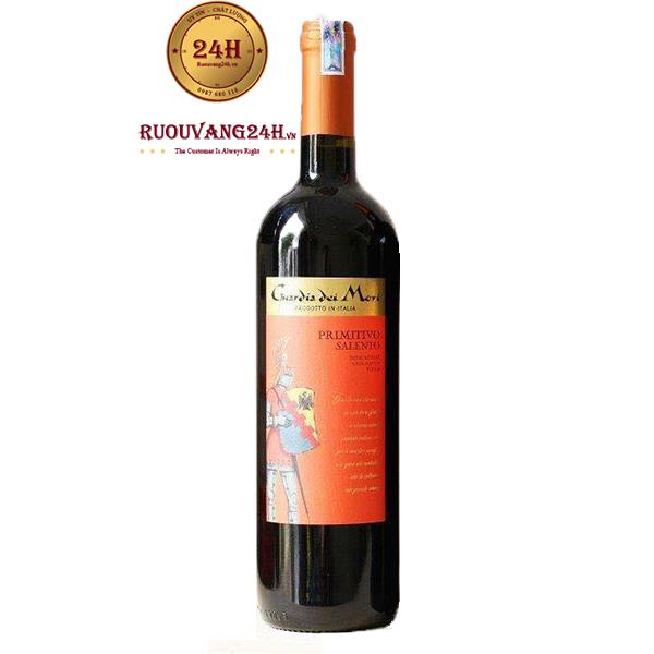 Rượu Vang Guardia Dei Mori Doc Primitivo