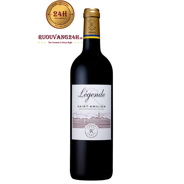 Rượu Vang Légende Saint – Émilion