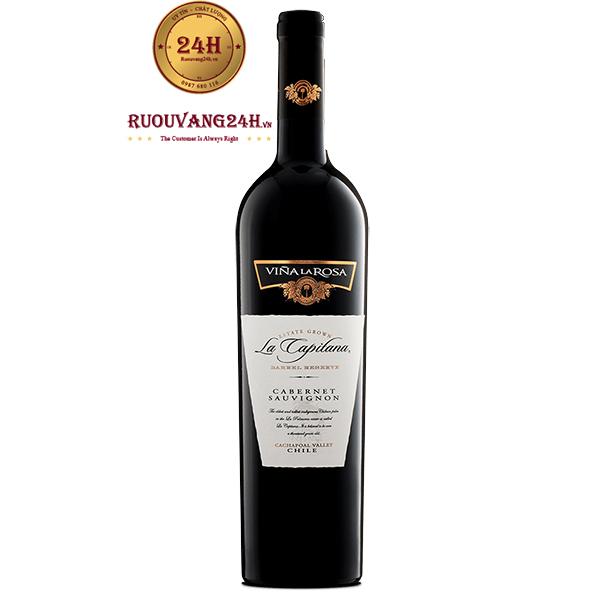 Rượu Vang La Capitana Cabernet Sauvignon