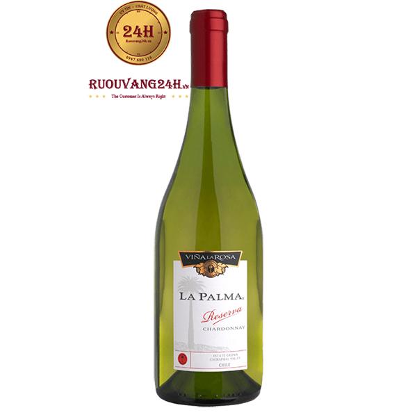 Rượu vang La Palma Reserva Chardonnay