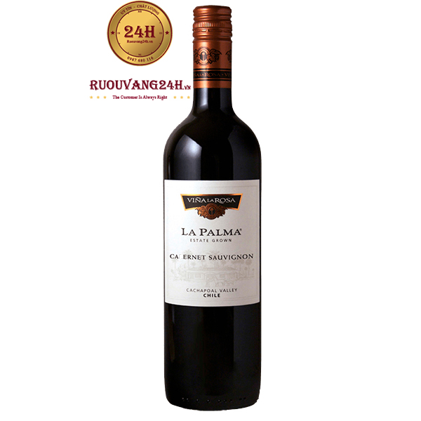 Rượu vang La palma Cabernet Sauvignon