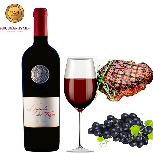 Rượu vang Leyenda Icon Wine