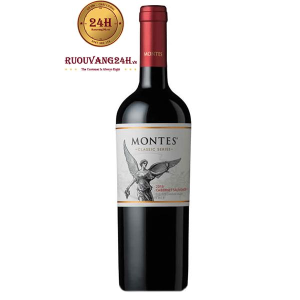 Rượu Vang Montes Classic Series Cabernet Sauvignon