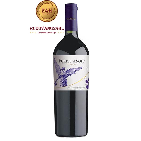Rượu Vang Montes Purple Angel