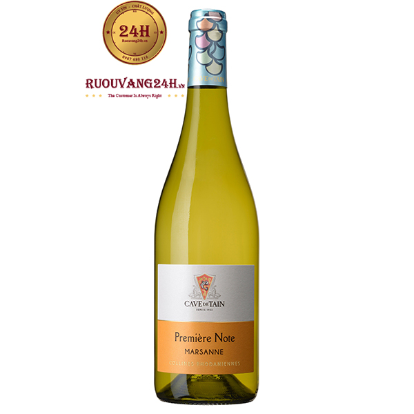 Rượu vang Première Marsanne Collines Rhodaniennes