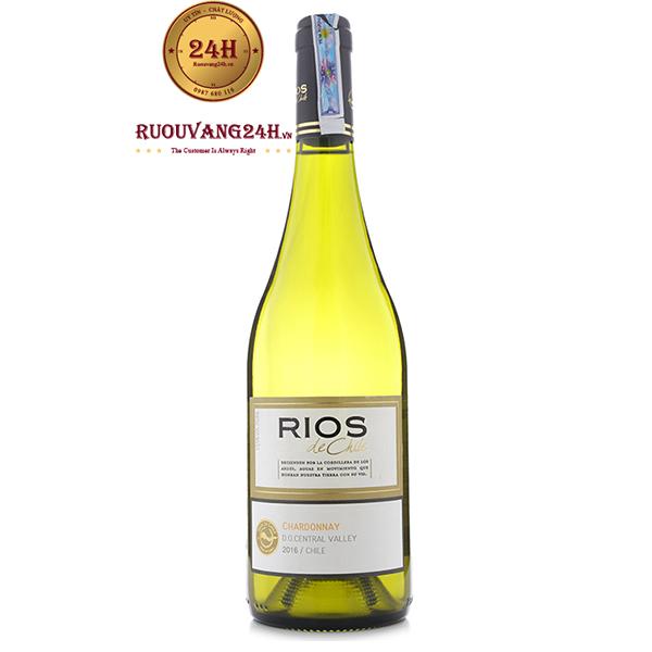 Rượu vang Rios De Chile Chardonnay