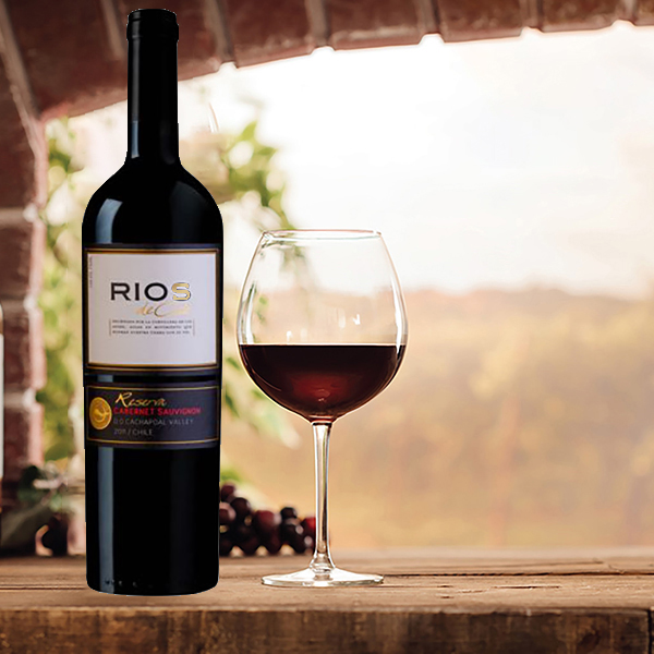 Rượu vang Rios De Chile Reserva Cabernet Sauvignon