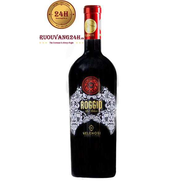 Rượu Vang Roggio Velenosi