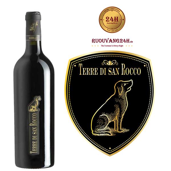 Rượu vang Terre Di San Rocco