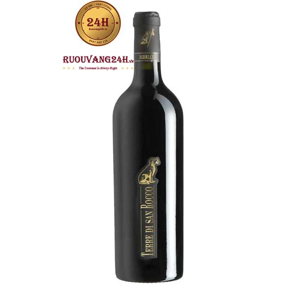 Rượu Vang Terre Di San Rocco – Vang Con Chó