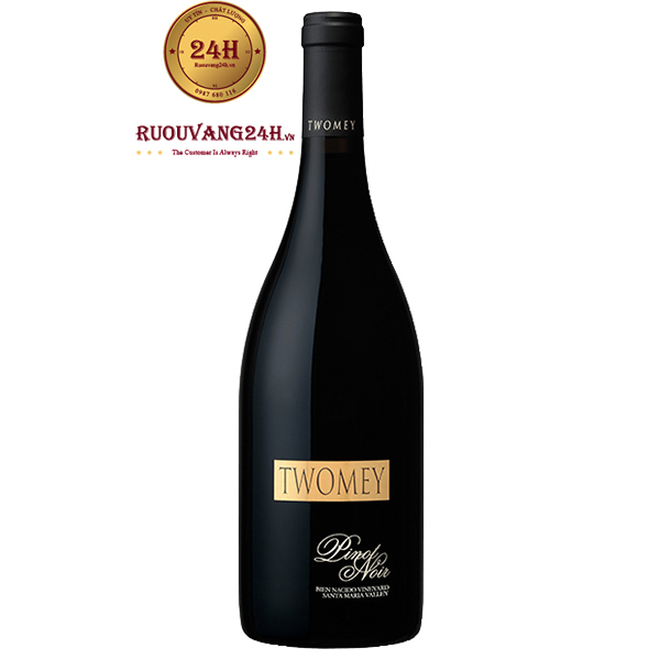 Rượuvang Twomey Bien Nacido Vineyard Pinot Noir