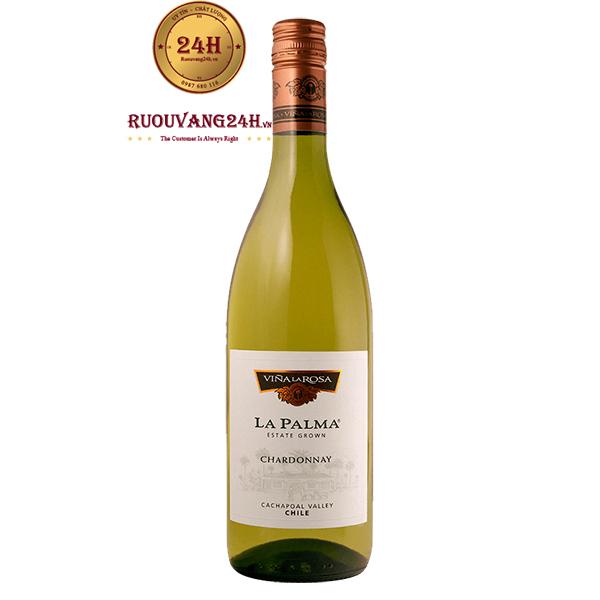 Rượu vang La Palma Chardonnay