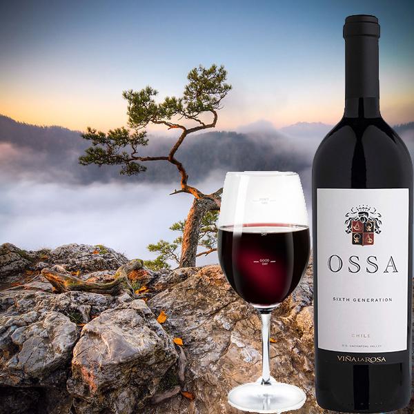 Rượu vang ossa Icon Wine
