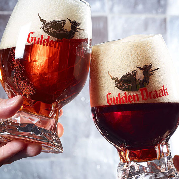 Bia Bỉ Gulden Draak 9000