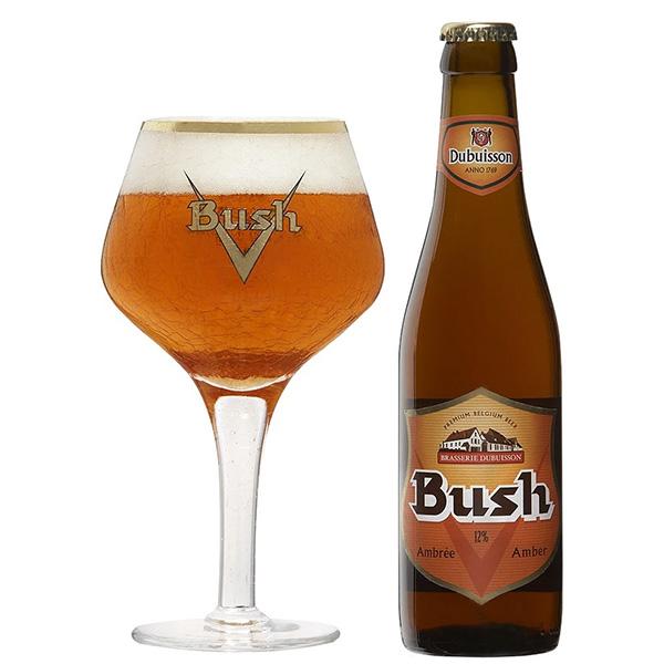 Bia Bush 330ML