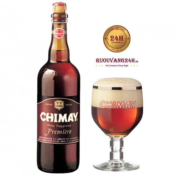 Bia Chimay Đỏ 7% 750ML