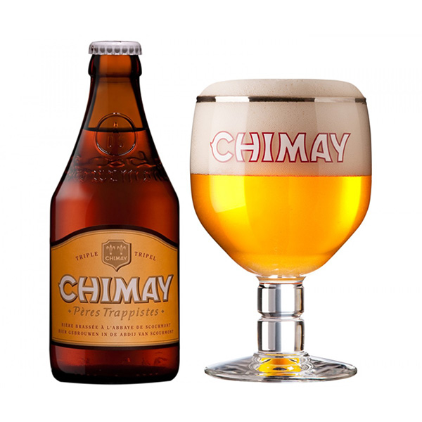 Bia Chimay Đỏ 8% 330ML