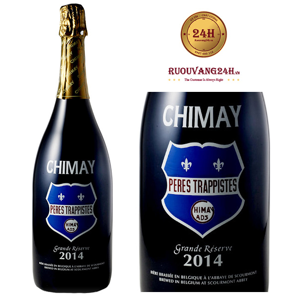 Bia Chimay Xanh 9% 1500ML