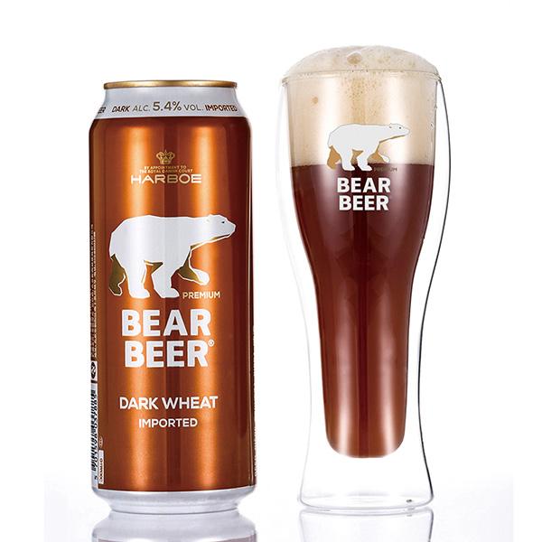 Bia Gấu Bear Beer Dark Wheat 5,4 độ