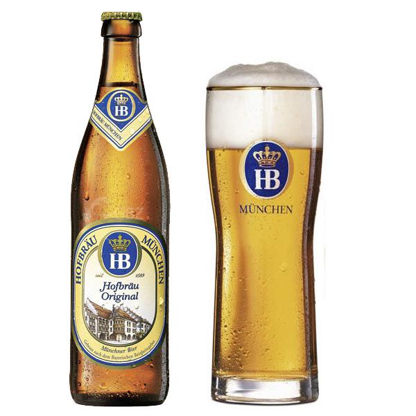 Bia Hofbrau Original 5,1 Độ