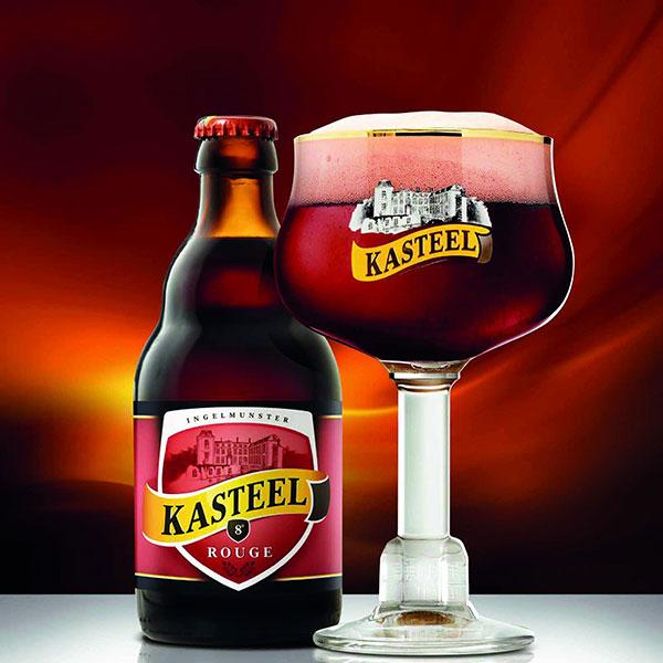 Bia Kasteel Rouge 330ML