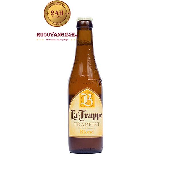 Bia La Trappe Blond 330ML – Bia Hà Lan Nhập Khẩu