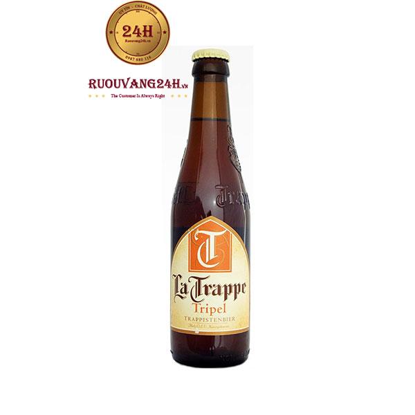 Bia La Trappe Tripel 330ml Nhập Khẩu Hà Lan