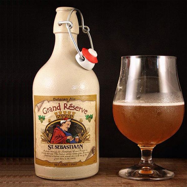 Bia ST.Sebastiaan Grand Reserva Ale