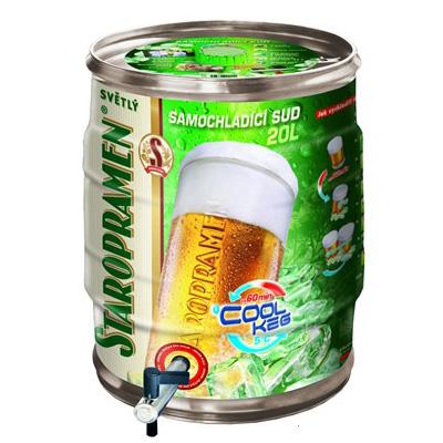 Bia Staropramen Keg 30 Lít – Giá Rẻ Tại Hà Nội