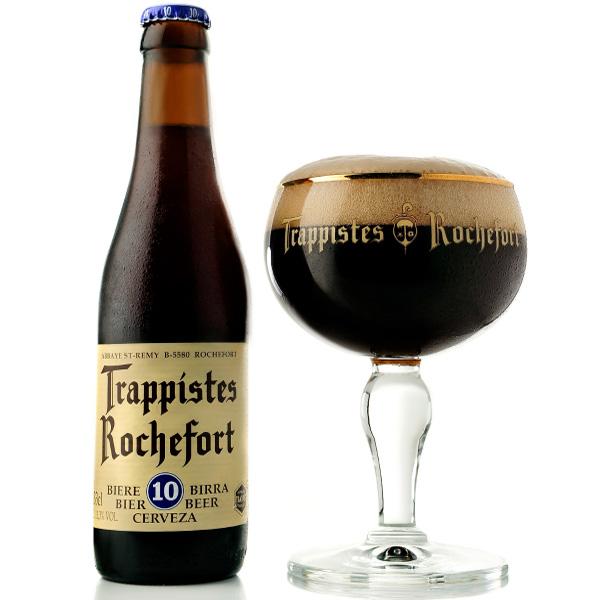 Bia Trappistes Rochefort 10